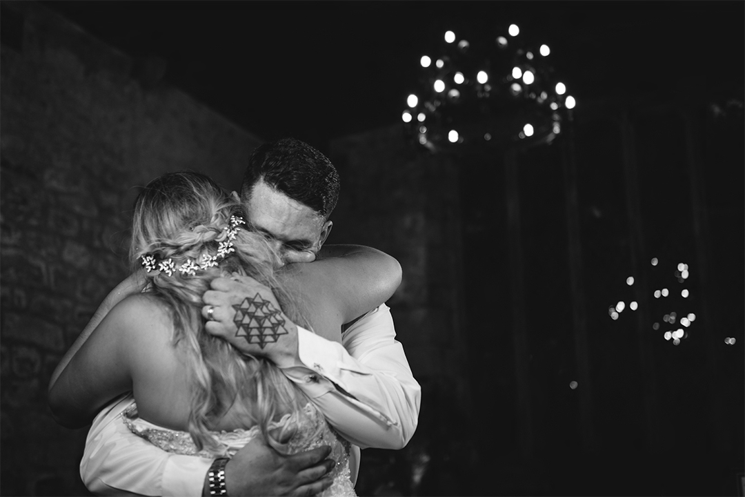 First Dance Moment - Richard Perry Photography