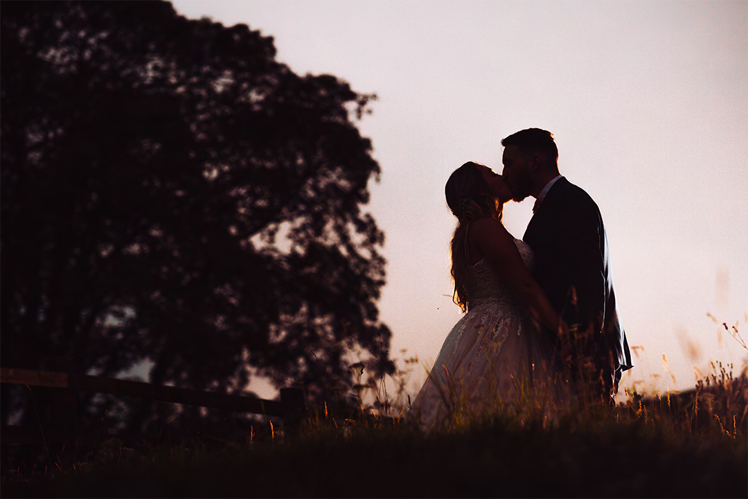 Sunset Kiss - Richard Perry Photography