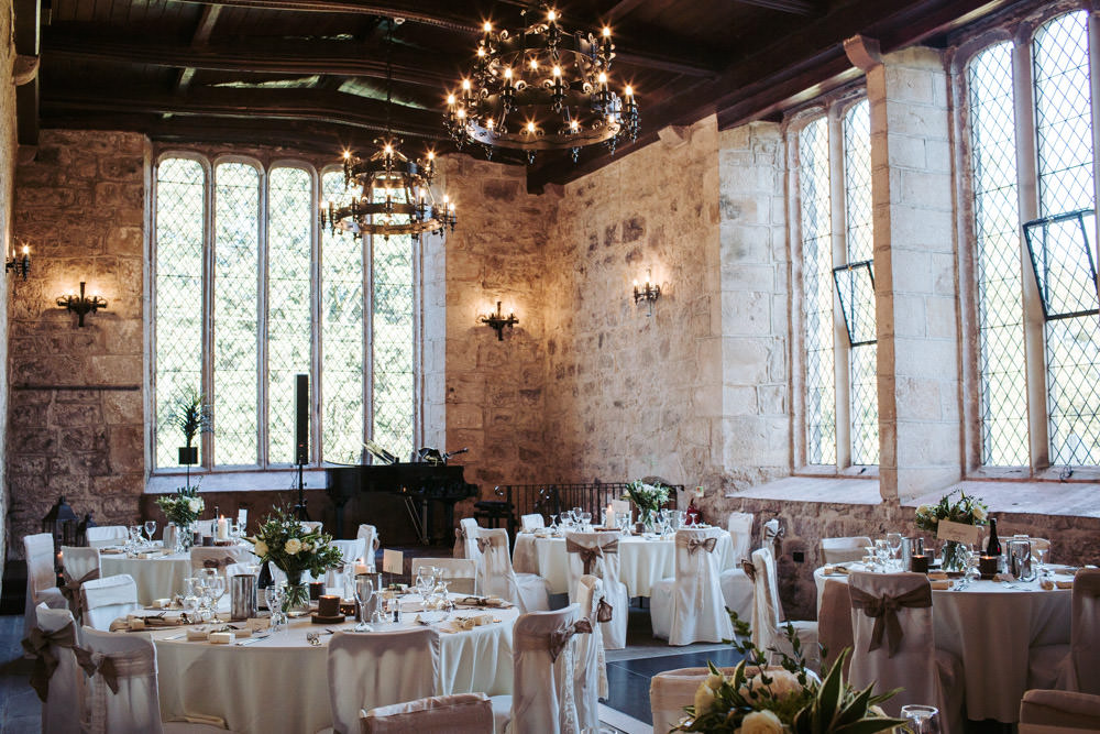Wedding Breakfast in the Chapel